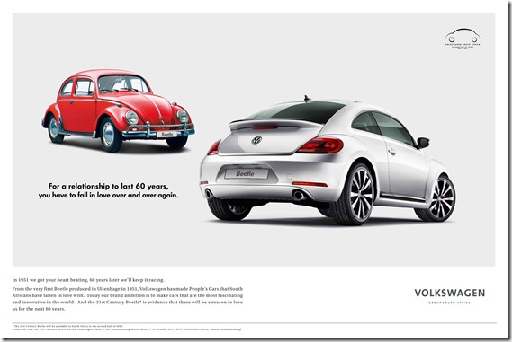 Beetle 60 year DPS