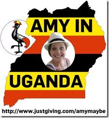 Amy in Uganda