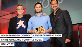 Brand content Entertainment