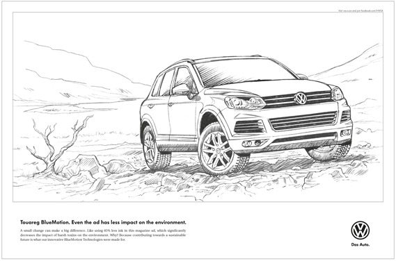 Touareg Bluemotion