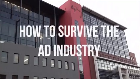How To Survive The Ad Industry