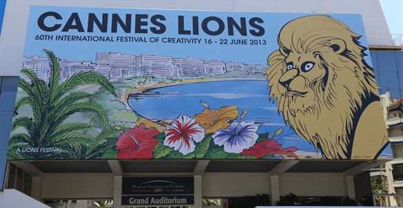 Cannes Lions Banner
