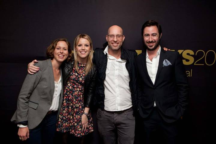 Martine Hazell - Art Director Ogilvy One  //  Alex Holmes - Copywriter Ogilvy One  //  Adrian Varkel - Managing Partner Ogilvy One Cape Town  //   Luca Gallarelli - MD Ogilvy & Mather Cape Town