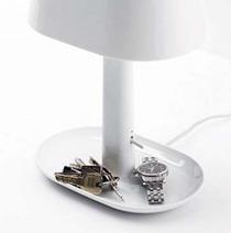 Lamp tray