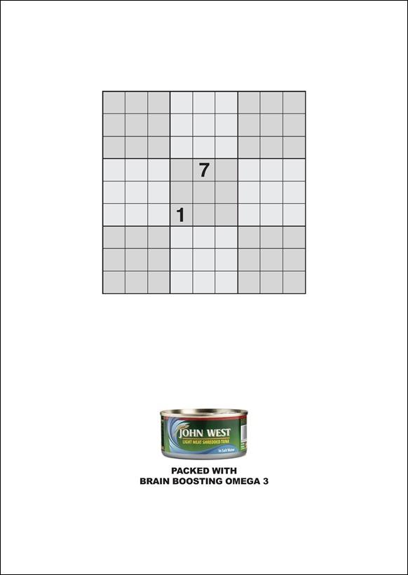 John West - Sudoku