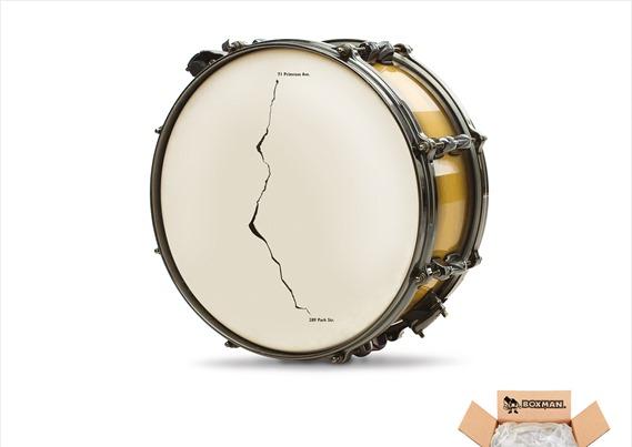 Boxman Drum