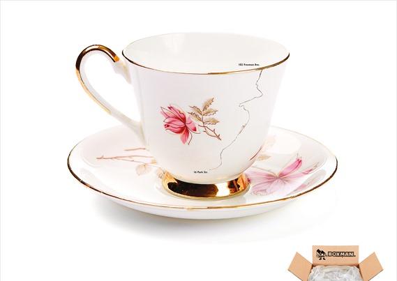 Boxman Tea Cup