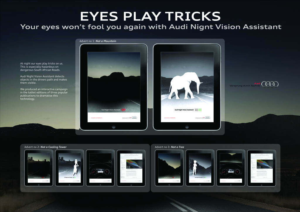 Eyes_Play_Tricks Audi Night Vision Assistant