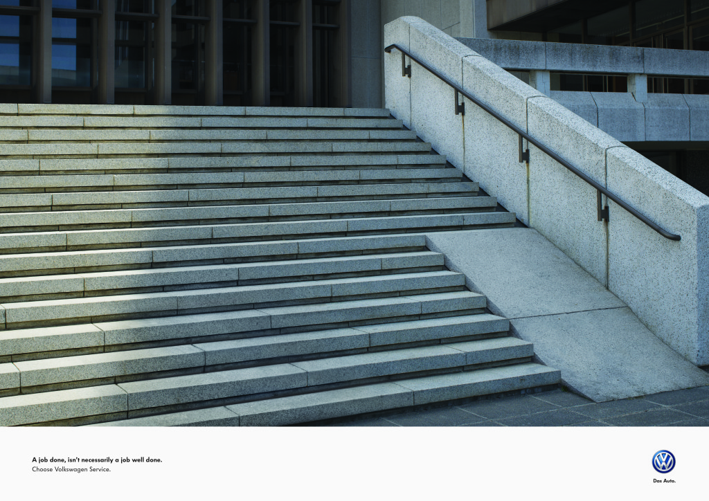 O&M Cape Town_Volkswagen_Wheelchair Ramp